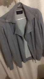 Jaqueta zara masculina tamanho p