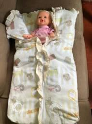 Porta bebê com Trocador