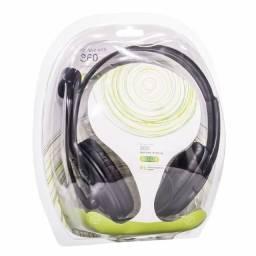 Fone Headset C/ Microfone Controle De Volume P/ Xbox 360 Gamer Wpp: *