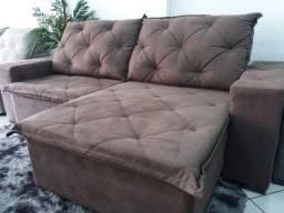 Sofá Lunna De 2499,00 por apenas (R$:1999,00)