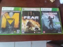 Título do anúncio: Jogos  para Xbox 360