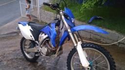 WR 450 ano 2008