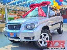 Mitsubishi Pajero Tr4 4x4 2.0 Flex Aut. Baixo KM!