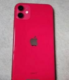 Vendo Iphone 11 64G Vermelho