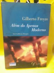 Além do apenas moderno_gilberto Freyre (novo) R$ 30,00