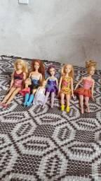 Barbie originas 10$cada uma