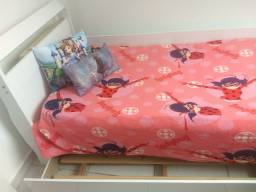 Berço/ cama infantil com cama reserva