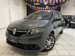 Título do anúncio: Renault Sandero Expression 1.6 2016 extra!!
