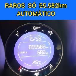 Honda fit ex 2018 1.5 flex automatico completo ar condicionado baixa km