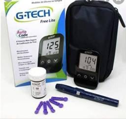 Aparelho glicose gtech