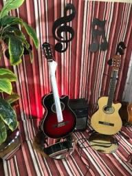GNF-1D CEQ violão nailon eletroacústico *Promoção!* em até 10x sem juros