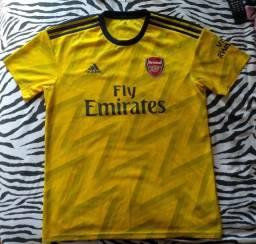 Linda camisa Away Arsenal