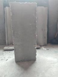 Blocos de concreto celular leves 50x20x10
