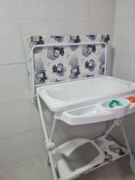 Banheira de bebê Galzerano Luxo