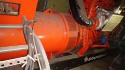 02(DOIS) GERADORES DE ENERGIA 450 KVA CADA ANO 1999