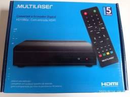 conversor e gravador digital multilaser