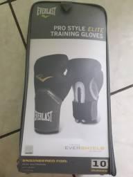 Luva de boxe Everlast 10 oz NOVA