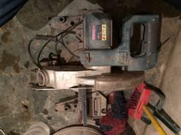 Vendo máquina de corta alumínio e madeira é etc