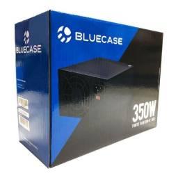Fonte PC 350W Atx Bluecase BLU 350-E - Loja Dado Digital