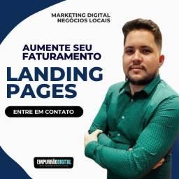 Título do anúncio: Criação de Landing Page e Sites de Alta Conversão