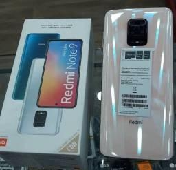 Xiaomi Redmi Note 9 64 GB/4GB Ram Verde/Cinza/Preto/Branco Índia