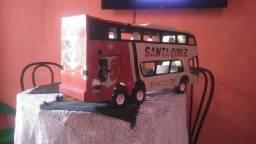 Título do anúncio: Ônibus de ferro de criança