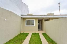 Casa Com 2 Dormitórios à Venda, 42 m² Por R$139.000 - Tatuquara - Curitiba/pr