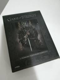 DVD Game Of Thrones- 1a temporada