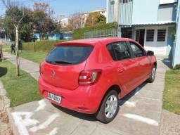 Título do anúncio: Vendo Renault sandero 1.6 expression ano 2.016 - multimidia com câmera de ré.