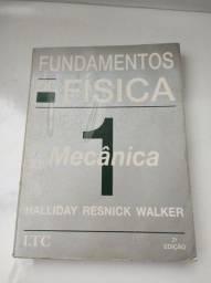 Livro Fundamentos de Física 1