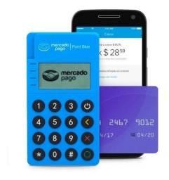 Point Mini com NFC e LED no visor