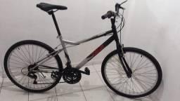 Bicicleta Caloi Aro 26 Semi Nova Aceito todos os Cartões