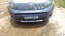 Fiat uno 2010/2011 completo