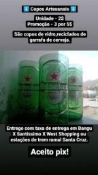 Copo Artesanal Heineken