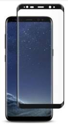 Película Vidro Full Samsung Galaxy S8 Plus