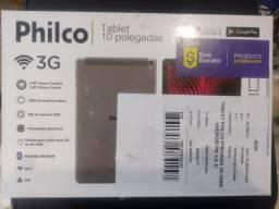 "Tablet Philco 10"" novo"
