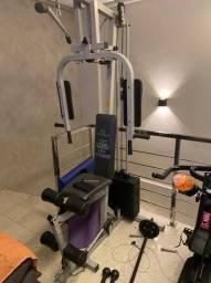 Estação de musculação Movement