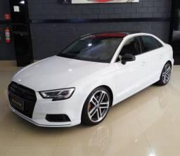 Audi A3 Prestige Plus Tech 1.4 Branco C/ Teto Solar 2020/20