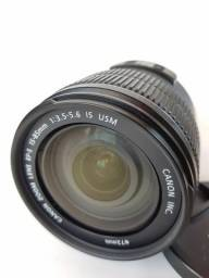Título do anúncio: Lente Canon EFS 15-85