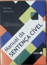 Manual Da Sentença Cível - Pablo Stolze; Salomão Viana