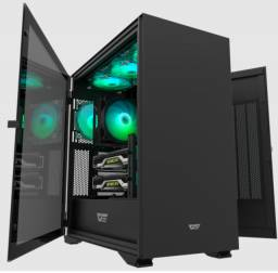 Gabinete DarkFlash DLX22 Preto Atx - Loja Fgtec Informática