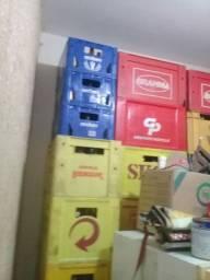 Caixas de cerveja completa