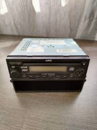 Título do anúncio: Radio Cd Player Original Jac J3 L22088 (com Porta Objetos)