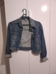 Jaqueta Jeans Tam P