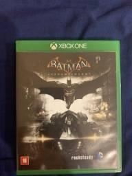 Título do anúncio: Jogo Batman Arkham knight Xbox one