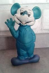 Boneco Mickey Em Vinil Da Estrela Anos 70