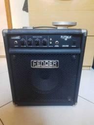 Amplificador de Baixo Fender