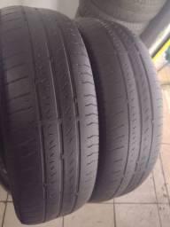 2 pneus 185/70/14 continental