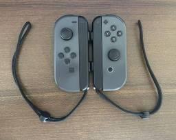 Joy-con Cinza Original Nintendo Switch