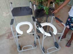 Vendo cadeiras higiênicas!